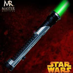 Master Replica Quigon Gin Light-saber